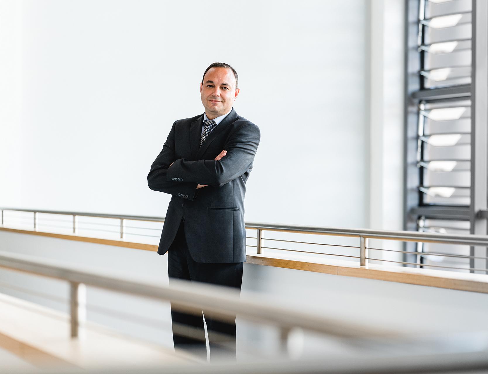 Kooperationspartner Dino Blando